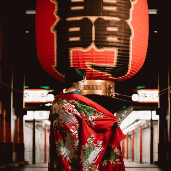 浅草雷門(東京都台東区)
